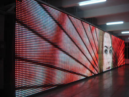 Led Video Wall Display at Best Price in Mumbai ... on Led Wall id=12095