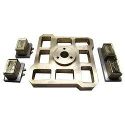 Right Angle Banded Soap Moulds