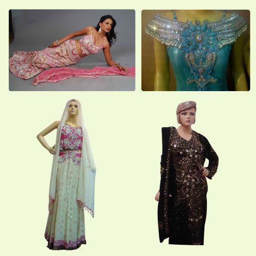 Ladies Lehenga And Suits