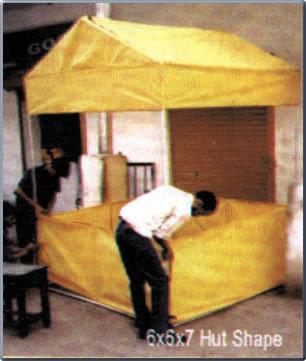 Hut Shape Tents