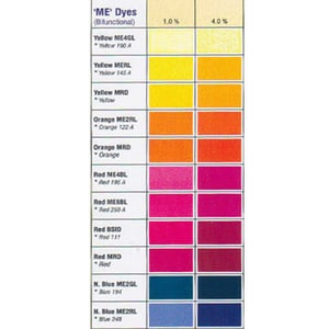 Reactive ME Brand Dyes