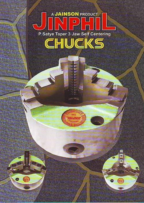 Robust Taper Chucks