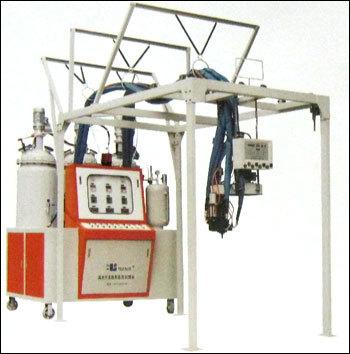 Pu30d-T Transparent Sole Shaping Machine