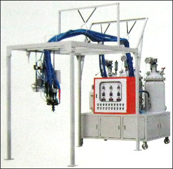 Sole Shaping Machine