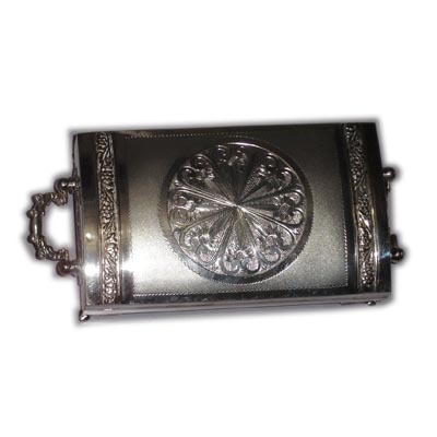 Decorative Silver Boxes