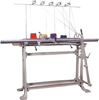 Hand Flat Knitting Machine Elex International B 23 1706 7 Link