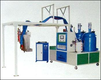 Pu30e-Ztl Polyurethane Sole Dual Purpose Forming Machine