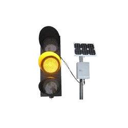 Solar Based Portable Traffic Signal