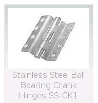 Stainless Steel Ball Bearings Crank Hinges