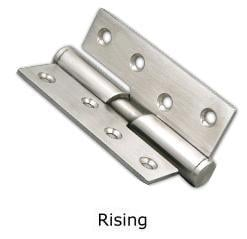 Stainless Steel Rising Hinges
