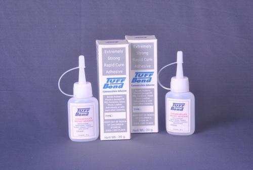 Tuffbond Cyanoacrylate Adhesives