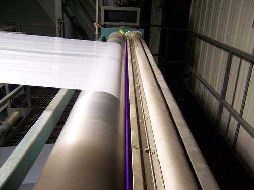 Corona Treater - Bare Roll For Converting