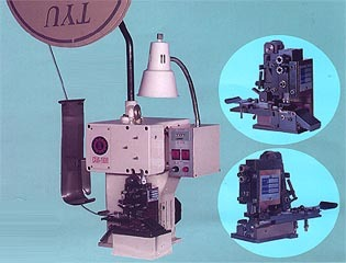 Semi-Auto Crimping Machine (Caw-1800)