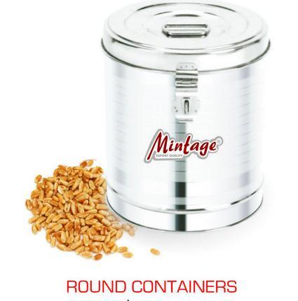 Stainless Steel Storage Containers - Mintage Steels Ltd , C