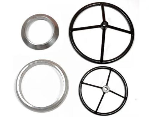 Hand Wheel And Rings