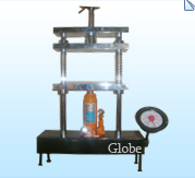 Collapse Tester For Paper Tubes