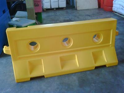 HDPE Road Barrier - 2M