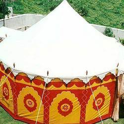 Large Round Family Camping Tents