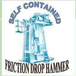 Self Contained Friction Drop Hammers