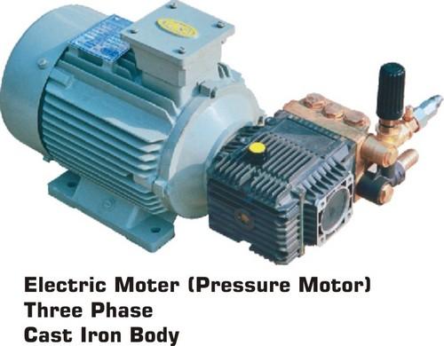 Three Phase Electric Motors
