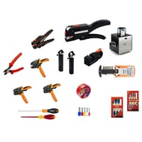 Crimping And Stripping Tools