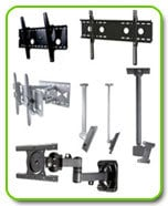 LCD TV Wall and Ceiling Mounts
