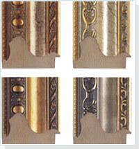 Heat Transfer Foils For Picutre Frames Profiles