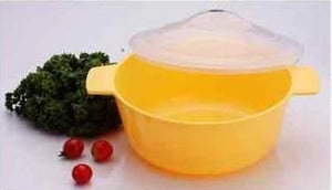 Microwave Cns Containers With Lid