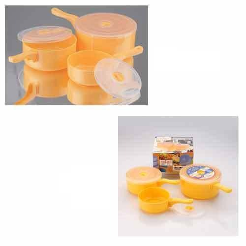 Microwave Pan Container Set