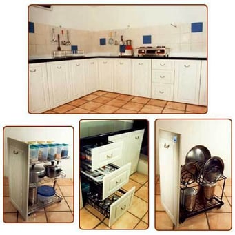 Wrought Iron Kitchen Furniture At Best Price In Pune Maharashtra Better Living