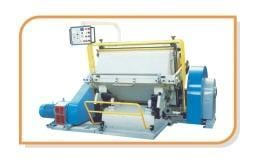Heavy Duty Die Cutting, Creasing And Embossing Platen Press