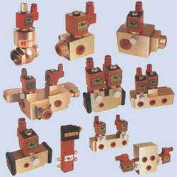 2/3/4 Way Solenoid Valves