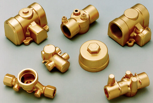 Brass Forged Components, Brass Cnc Machined Components