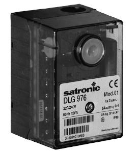 Precise Honeywell Satronic Burner Sequence Controller