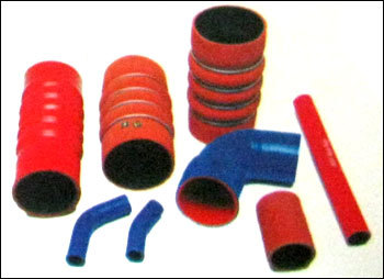 Fluoro Lined Silicone Hoses