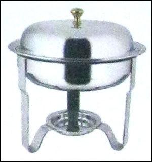 Round Shape Chafing Dish
