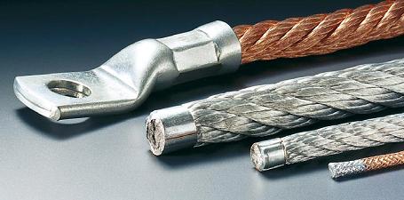 Tinned Copper Braided Strips In Mumbai Maharashtra