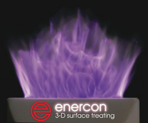 Plasma Surface Treater For Objects - Enercon Dyne-A-Mite