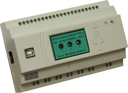 Plc Internet Operated Relay Switch At Best Price In Gdynia