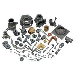 Ductile And Grey Iron Casting Component