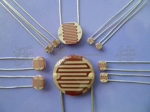 Amazing Ldr Resistors Crest - Electrical Circuit Diagram Ideas ...