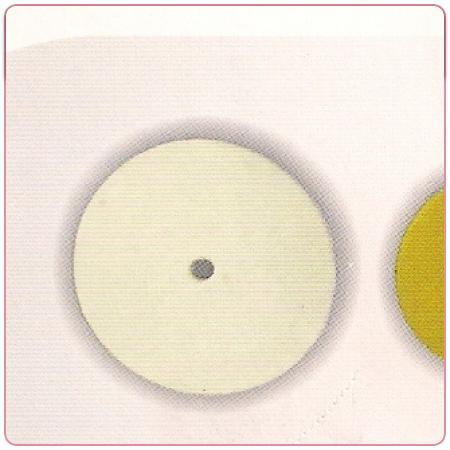 Abrasive Backed Felt Discs