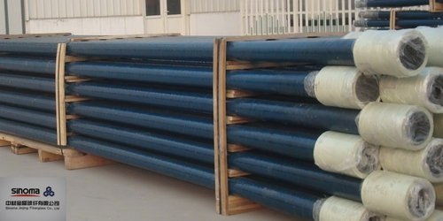 High Pressure GRE Pipes