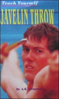 Javelin Throw Book