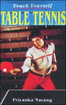 Table Tennis Book
