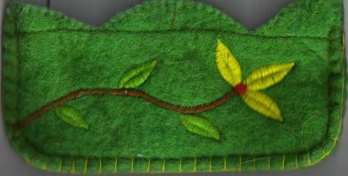 Wool Felt in  Sarna Dungar