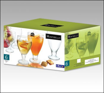 Montibello Glass Sets