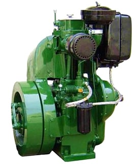 Petter Type Air Cooled Diesel Engines
