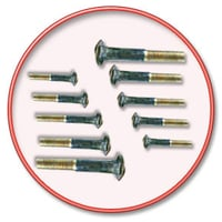 Silicon Bronze Carriage Bolts