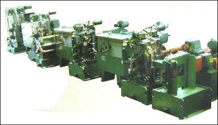 Heavy Duty Mill Line